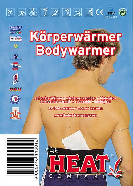Heat Körperwärmer, 1 Stück