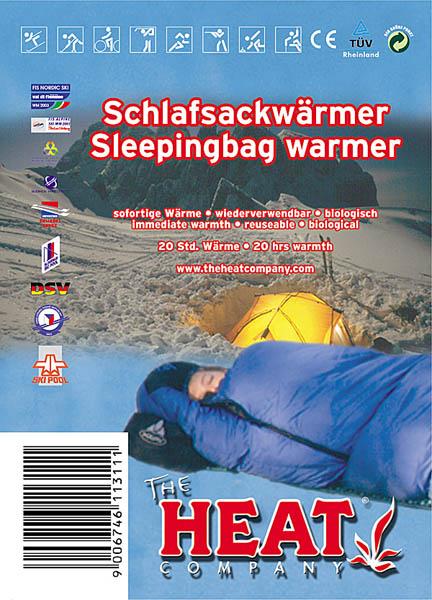 Heat Schlafsackwärmer