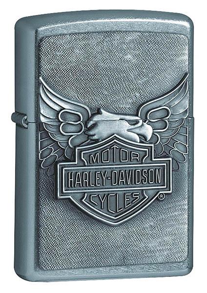 Zippo-Feuerzeug, Motiv Harley-Davidson