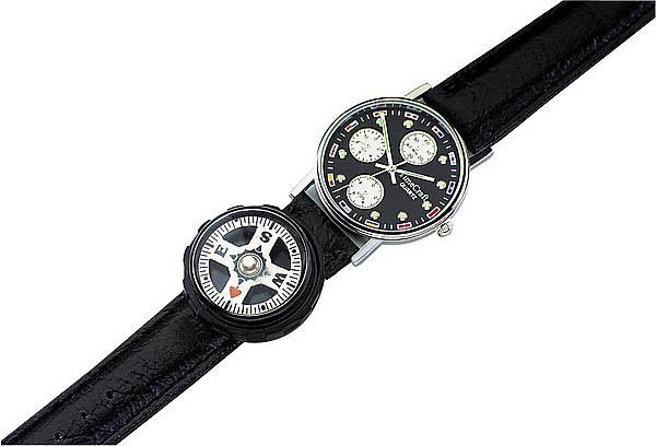 Armbandkompass, Durchmesser 2,5 cm
