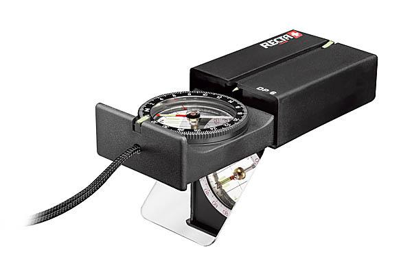 Recta-Kompass, DP 6, 360°-Einteilung