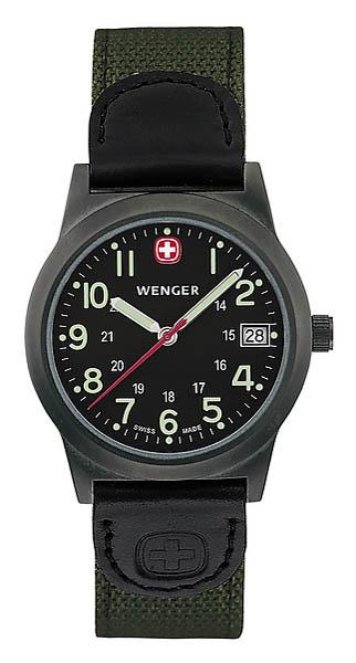 Wenger Swiss-Watch, Field Military