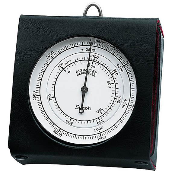 Höhenmesser, Messbereich 0-5000 m