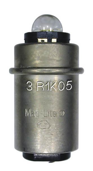 Mag-LED Upgrade-Modul für 3 C/D-Cell-Lampen