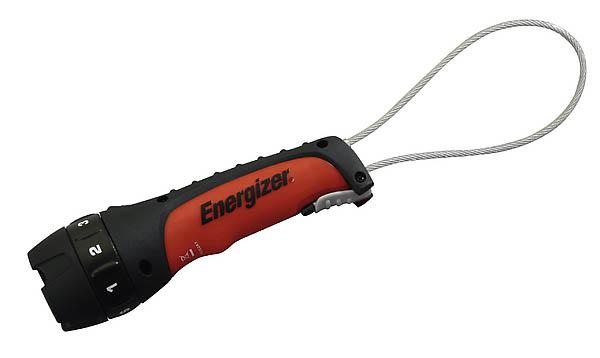 Energizer Taschenlampe WorkPro 2AA