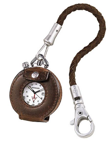 Wenger taschenuhr  ARMY SHOP - Wenger Uhr Alert Pocket Watch, mit Lederetui