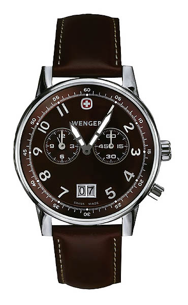 Wenger Swiss Watch, Modell Commando City