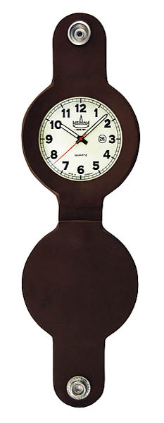Askania Gürtel-Uhr Green Master, Quarzwerk, mit Golfmarker