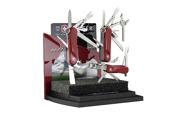 Wenger Display Minicounter