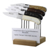 Holzständer für Pataud-Messer (ohne Messer)