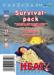 Heat Notfall-Paket mit Rettungsdecke und Wärmekissen