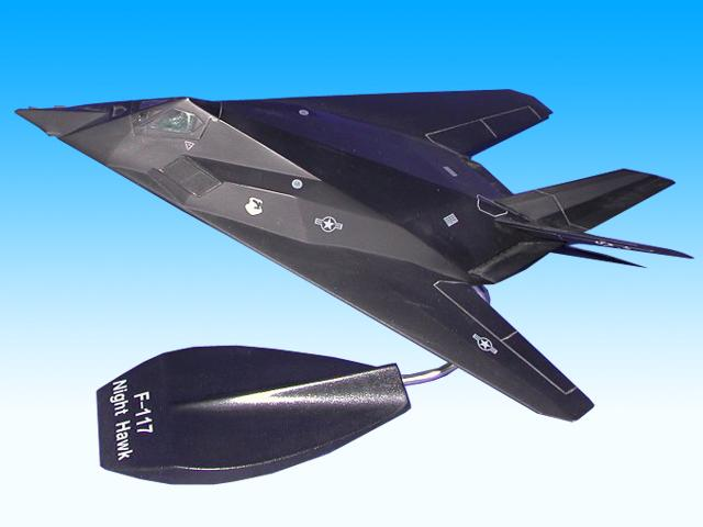 F117 STEALTH Lockheed