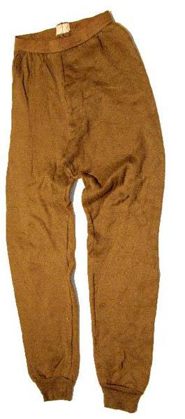 Original U.S Unterhose lang, gebraucht