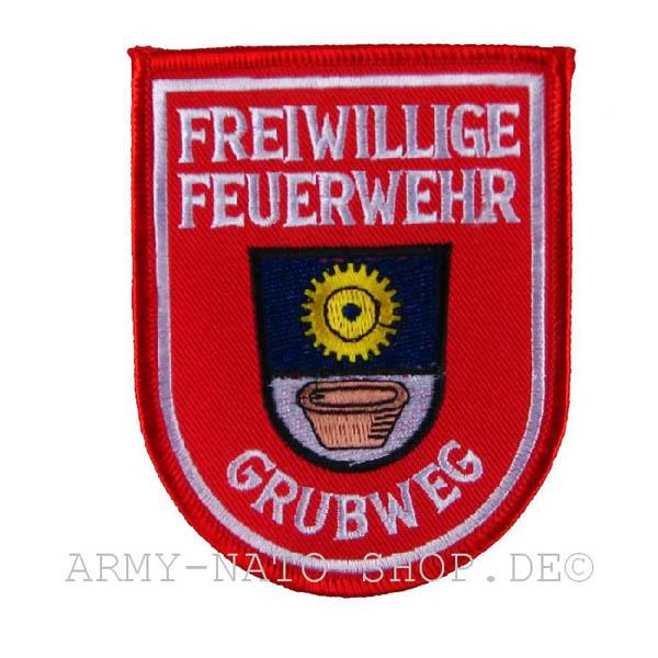 Deutsches Abzeichen Freiwillige Feuerwehr - Grubweg