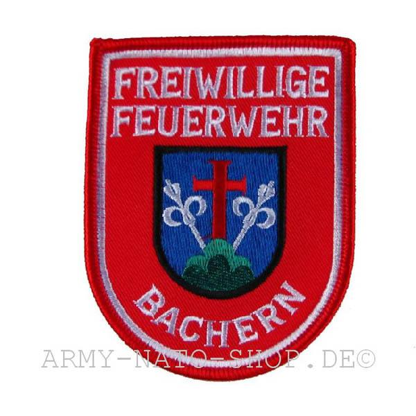 Deutsches Abzeichen Freiwillige Feuerwehr - Bachern