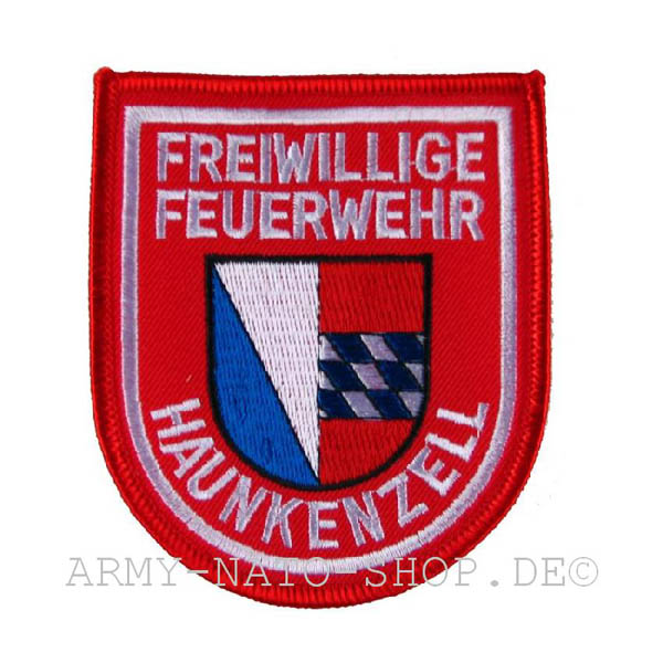 Deutsches Abzeichen Freiwillige Feuerwehr - Haunkenzell