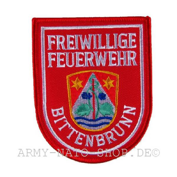 Deutsches Abzeichen Freiwillige Feuerwehr - Bittenbrunn