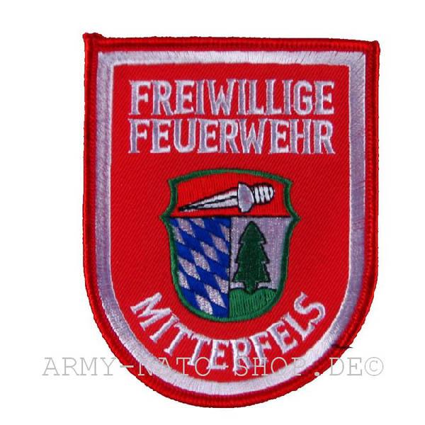 Deutsches Abzeichen Freiwillige Feuerwehr - Mitterfels