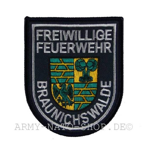 Deutsches Abzeichen Freiwillige Feuerwehr - Braunichswalde
