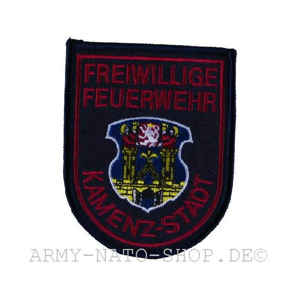 Deutsches Abzeichen Freiwillige Feuerwehr - Kamenz-stadt