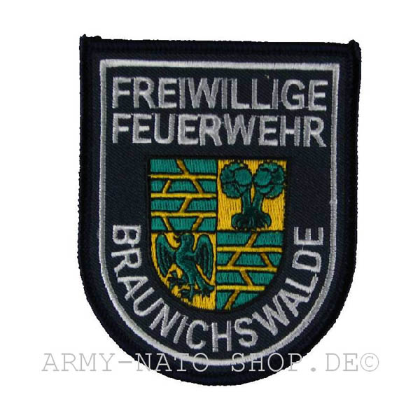 Deutsches Abzeichen Freiwillige Feuerwehr - Braunich