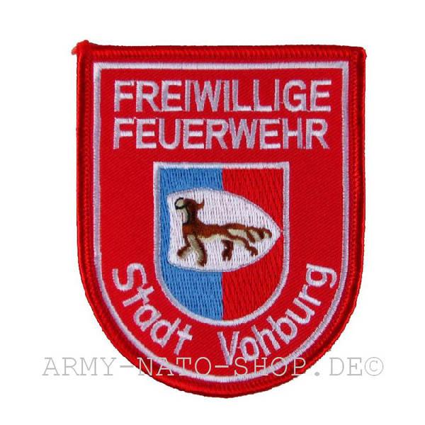 Deutsches Abzeichen Freiwillige Feuerwehr - Stadt Vohburg