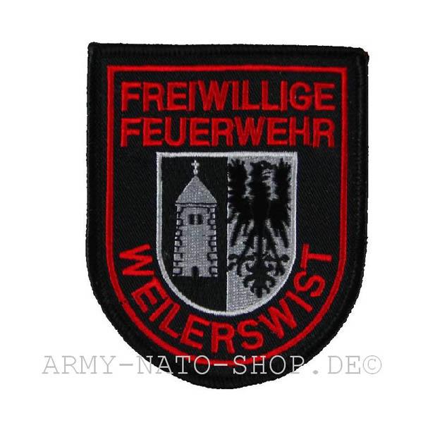Deutsches Abzeichen Freiwillige Feuerwehr - Weilerswist