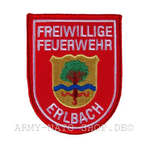 Deutsches Abzeichen Freiwillige Feuerwehr - Erlbach