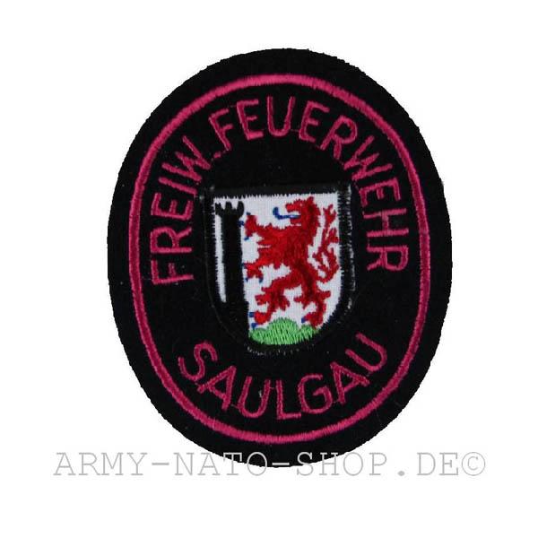 Deutsches Abzeichen Freiwillige Feuerwehr - Saulgau