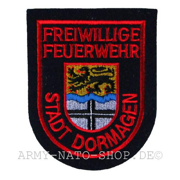 Deutsches Abzeichen Freiwillige Feuerwehr - Stadt Dormagen