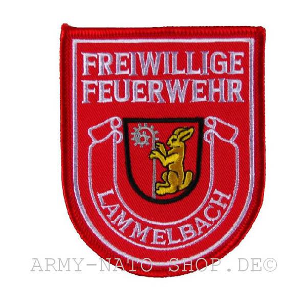 Deutsches Abzeichen Freiwillige Feuerwehr - Lammelbach