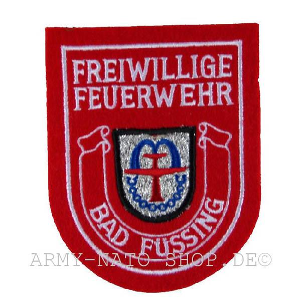 Deutsches Abzeichen Freiwillige Feuerwehr - Bad Füssing