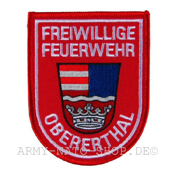 Deutsches Abzeichen Freiwillige Feuerwehr - Oberthal