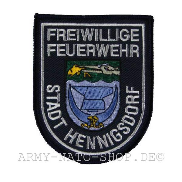 Deutsches Abzeichen Freiwillige Feuerwehr - Stadt Hennigsdorf