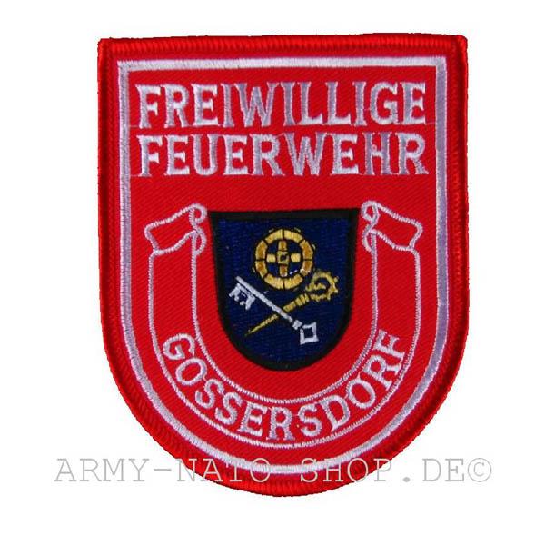 Deutsches Abzeichen Freiwillige Feuerwehr - Gossersdorf