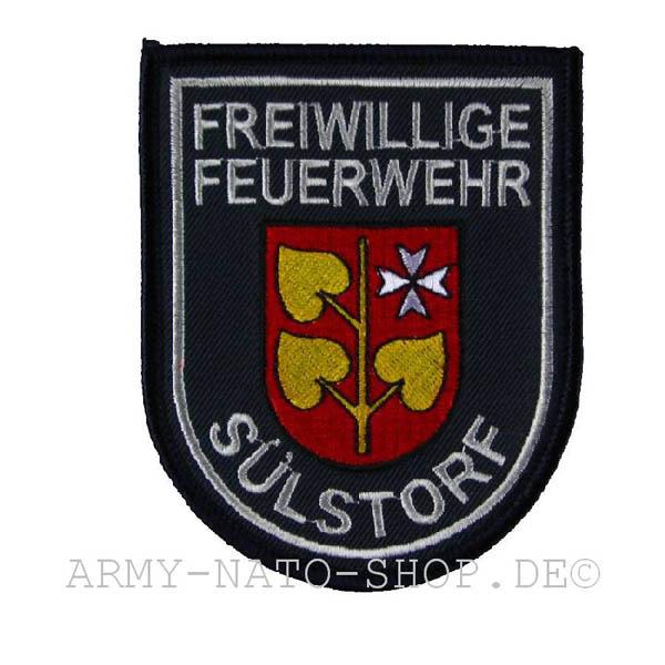 Deutsches Abzeichen Freiwillige Feuerwehr - Sülstorf