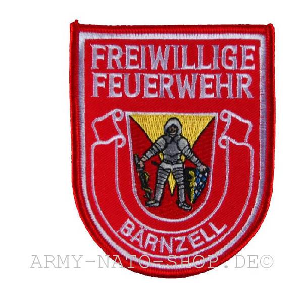 Deutsches Abzeichen Freiwillige Feuerwehr - Bärnzell