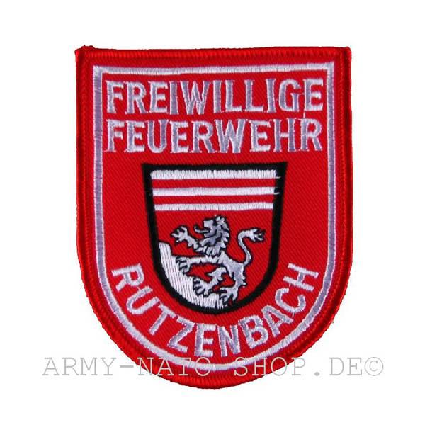 Deutsches Abzeichen Freiwillige Feuerwehr - Rutzenbach