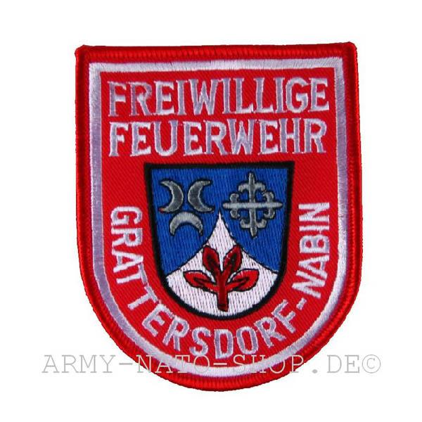 Deutsches Abzeichen Freiwillige Feuerwehr - Grattersdorf-Nabin