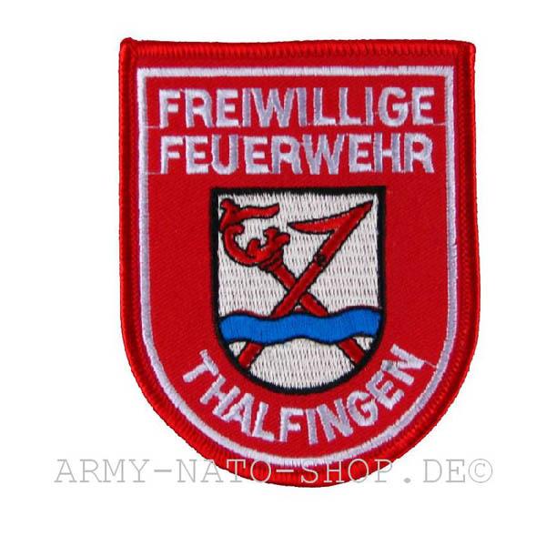 Deutsches Abzeichen Freiwillige Feuerwehr - Thalfingen