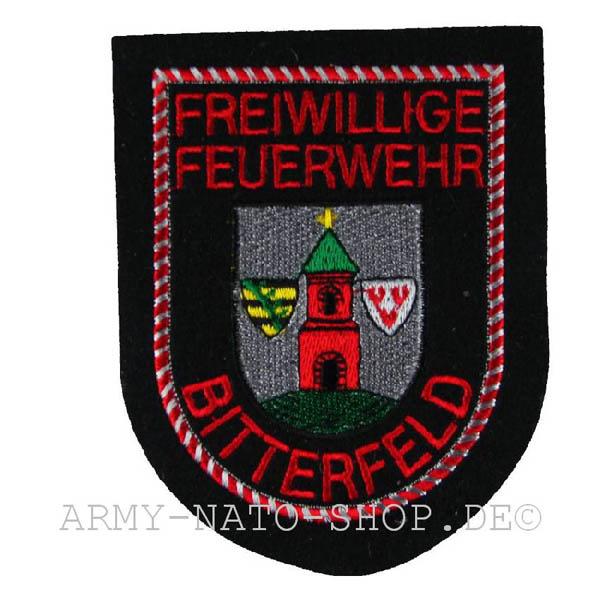 Deutsches Abzeichen Freiwillige Feuerwehr - Bitterfeld
