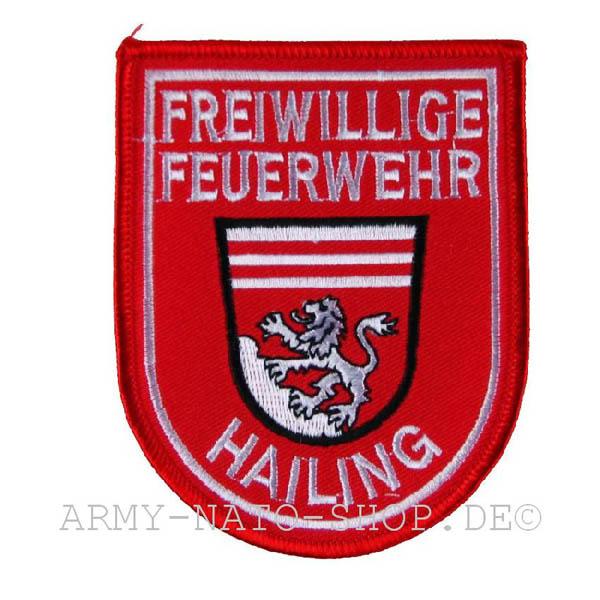 Deutsches Abzeichen Freiwillige Feuerwehr - Hailing