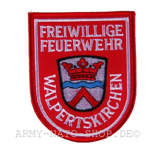 Deutsches Abzeichen Freiwillige Feuerwehr - Walpertskirchen