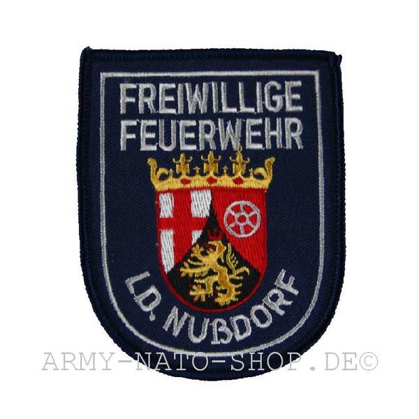 Deutsches Abzeichen Freiwillige Feuerwehr - LD. Nußdorf