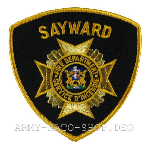US Abzeichen Firefighter - Sayward