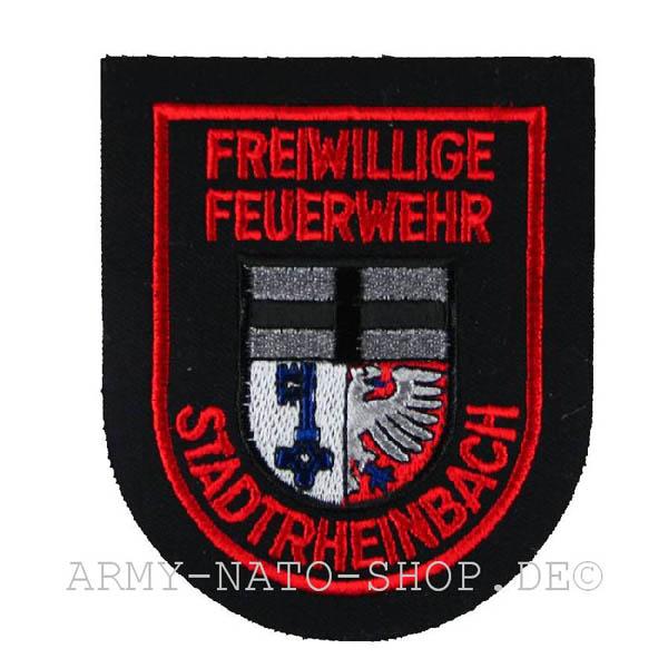 Deutsches Abzeichen Freiwillige Feuerwehr - Stadtrheinbach