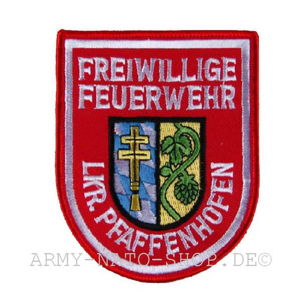 Deutsches Abzeichen Freiwillige Feuerwehr - LKR. Pfaffenhofen
