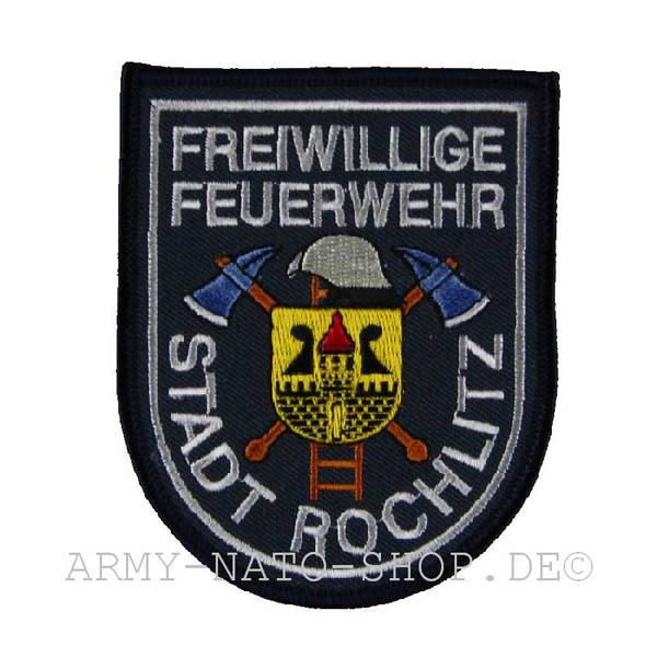 Deutsches Abzeichen Freiwillige Feuerwehr - Stadt-Rochlitz