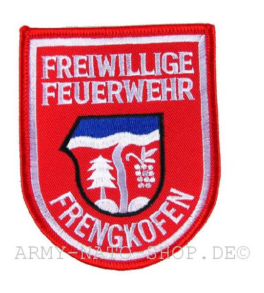 Deutsches Abzeichen Freiwillige Feuerwehr - Frengkofen