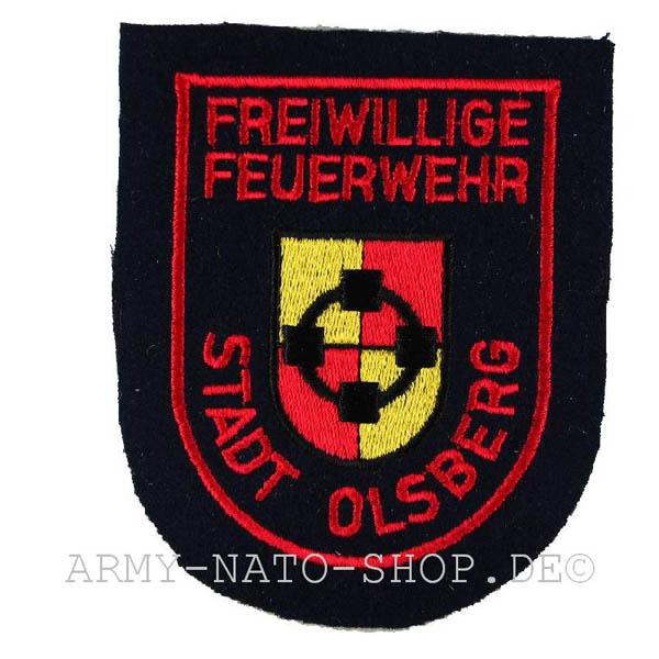 Deutsches Abzeichen Freiwillige Feuerwehr - Stadt Olsberg